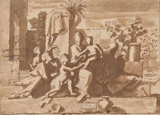 Poussin, Claude, and French Drawing in the Classical Age